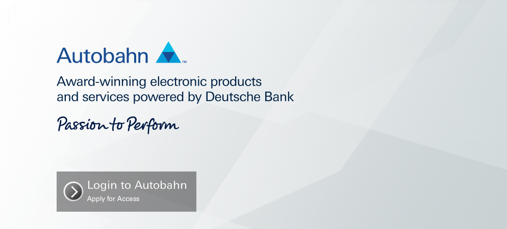 Login to Autobahn